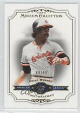 2012 Topps Museum Collection Gold #44 Eddie Murray Baltimore Orioles Card