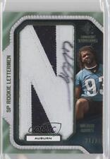 2008 SP Rookie Threads Lettermen College Name #QG31 Quentin Groves Auto Card