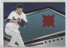2012 Topps Pro Debut Materials Relics #MLM-TS Tyler Skaggs Mobile BayBears Card
