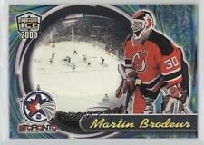 1999-00 Pacific Dynagon Ice All-Star Preview 13 Martin Brodeur New Jersey Devils