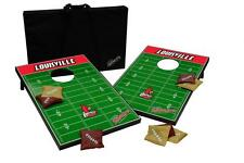 Louisville Cardinals Cornhole Bean Bag Toss Game