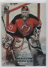 1999-00 Pacific Omega Sample SAMPLE Martin Brodeur New Jersey Devils Hockey Card