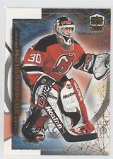 1999 Pacific Dynagon Ice Gold Non-Numbered #114 Martin Brodeur New Jersey Devils
