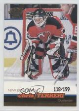 1999-00 Pacific Gold #249 Chris Terreri New Jersey Devils Hockey Card