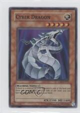 2005 Yu-Gi-Oh! Cybernetic Revolution #CRV-EN015.1 Cyber Dragon (Super Rare) Card