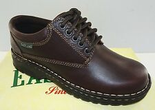 Eastland 'Plainview' Women's Brown Leather Oxford Shoe  3150  NEW  NO BOX