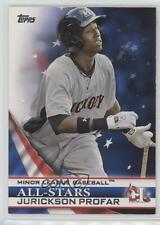 2012 Topps Pro Debut All-Stars #AS-JPR Jurickson Profar Hickory Crawdads Card