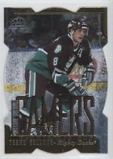 1997-98 Leaf Fractal Matrix Die-Cut #182 Teemu Selanne Hockey Card