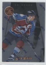 1997-98 Pinnacle Certified #50 Joe Sakic Colorado Avalanche Hockey Card