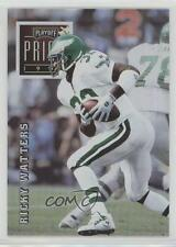 1996 Playoff Prime #136 Ricky Watters Philadelphia Eagles Football Card