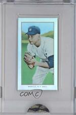 2009 eTopps T206 Tribute #7 Mickey Mantle New York Yankees Baseball Card