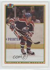 1990-91 Bowman #199 Mark Messier Edmonton Oilers Hockey Card