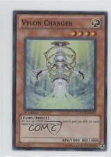 2011 Yu-Gi-Oh! Hidden Arsenal 5: Steelswam Invasion #HA05-EN017 Vylon Charger