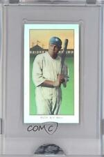 2009 eTopps T206 Tribute #3 Babe Ruth New York Yankees Baseball Card