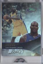 2003-04 eTopps #20 Shaquille O'Neal Los Angeles Lakers Basketball Card