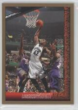 2005-06 Bowman Draft Picks & Prospects Gold 45 Lorenzen Wright Memphis Grizzlies
