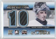 2012-13 In the Game Between Pipes 10th Anniversary Buybacks 43 Marc-Andre Fleury