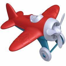 Green Toys Airplane, Red AIRR-1026 - NEW - FREE SHIPPING