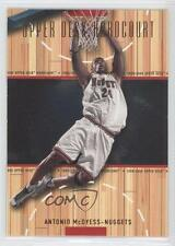 1999-00 Upper Deck Hardcourt #13 Antonio McDyess Denver Nuggets Basketball Card