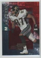 1998 Playoff Momentum SSD Red #109 Keenan McCardell Jacksonville Jaguars Card