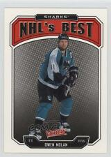 2000-01 Upper Deck Victory #320 Owen Nolan San Jose Sharks Hockey Card