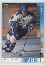2000 Upper Deck Prospects CHL #67 Duncan Milroy Swift Current Broncos (WHL) Card