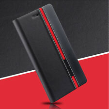Luxury Flip Cover Stand Wallet PU Leather Case Cover Skin For Samsung Galaxy