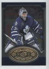 1998 SPx Top Prospects Lasting Impressions L12 Curtis Joseph Toronto Maple Leafs