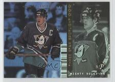 1998-99 Upper Deck UD3 #58 Teemu Selanne Anaheim Ducks (Mighty of Anaheim) Card
