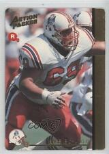 1992 Action Packed Rookie Update #46 Eugene Chung New England Patriots Card