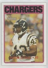 2005 Topps Heritage #237 Darren Sproles San Diego Chargers RC Football Card