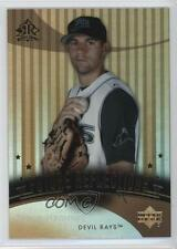 2005 Upper Deck Reflections 232 Jason Hammel Tampa Bay Rays Rookie Baseball Card
