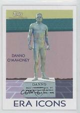 2009 Topps National Chicle Era Icons #EI-9 Danno O'Mahoney Football Card