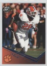 2010 Press Pass Blue #7 CJ Spiller Clemson Tigers C.J. Rookie Football Card