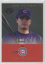 2007 TRISTAR Prospects Plus #31 Josh Vitters Chicago Cubs Rookie Baseball Card