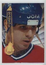 1994-95 Pinnacle Rink Collection #224 JJ Daigneault Montreal Canadiens J.J. Card