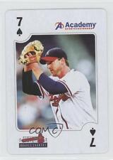 2010 Academy Sports & Outdoors Atlanta Braves Playing Cards #7S Derek Lowe Card