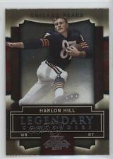 2009 Playoff Contenders Legendary #37 Harlon Hill Chicago Bears Football Card
