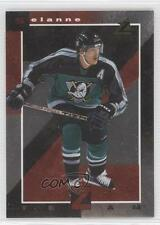 1997-98 Pinnacle Zenith Z-Team 1 Teemu Selanne Anaheim Ducks (Mighty of Anaheim)