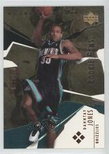 2003-04 Upper Deck Black Diamond Bronze 196 Dahntay Jones Memphis Grizzlies Card