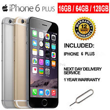 Apple iPhone 6 Plus/6/5s/4s 16GB 64GB 128GB Verizon GSM 4G Unlocked Smartphone U