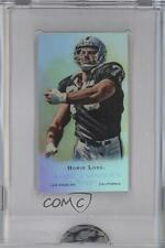 2011 eTopps Allen & Ginter's Super Bowl Champions #16 Howie Long Oakland Raiders
