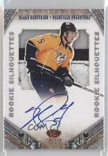 2011-12 Panini Crown Royale 169 Blake Geoffrion Nashville Predators Auto RC Card