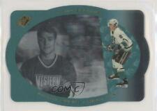 1996-97 SPx #2 Teemu Selanne Anaheim Ducks (Mighty of Anaheim) Hockey Card