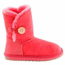 Classic One Button Red UGG Boot Made in Australia JUMBUCK UGG Boots size 7 lady