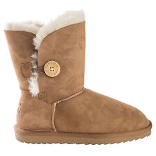Classic One Button Chestnut UGG Boot Made in Australia JUMBUCK UGG Boots size 7