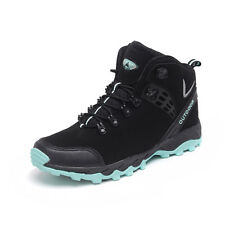 GOMNEAR mens trail climbing hiking boots athletic walking non slip outdoor shoes