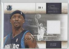2009-10 Panini Studio Materials Memorabilia 19 Jason Terry Dallas Mavericks Card