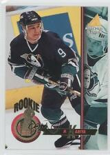 1994-95 Pinnacle #265 Paul Kariya Anaheim Ducks (Mighty of Anaheim) Hockey Card