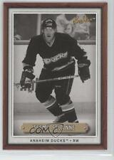 2006 Upper Deck Bee Hive Wood 98 Teemu Selanne Anaheim Ducks (Mighty of Anaheim)